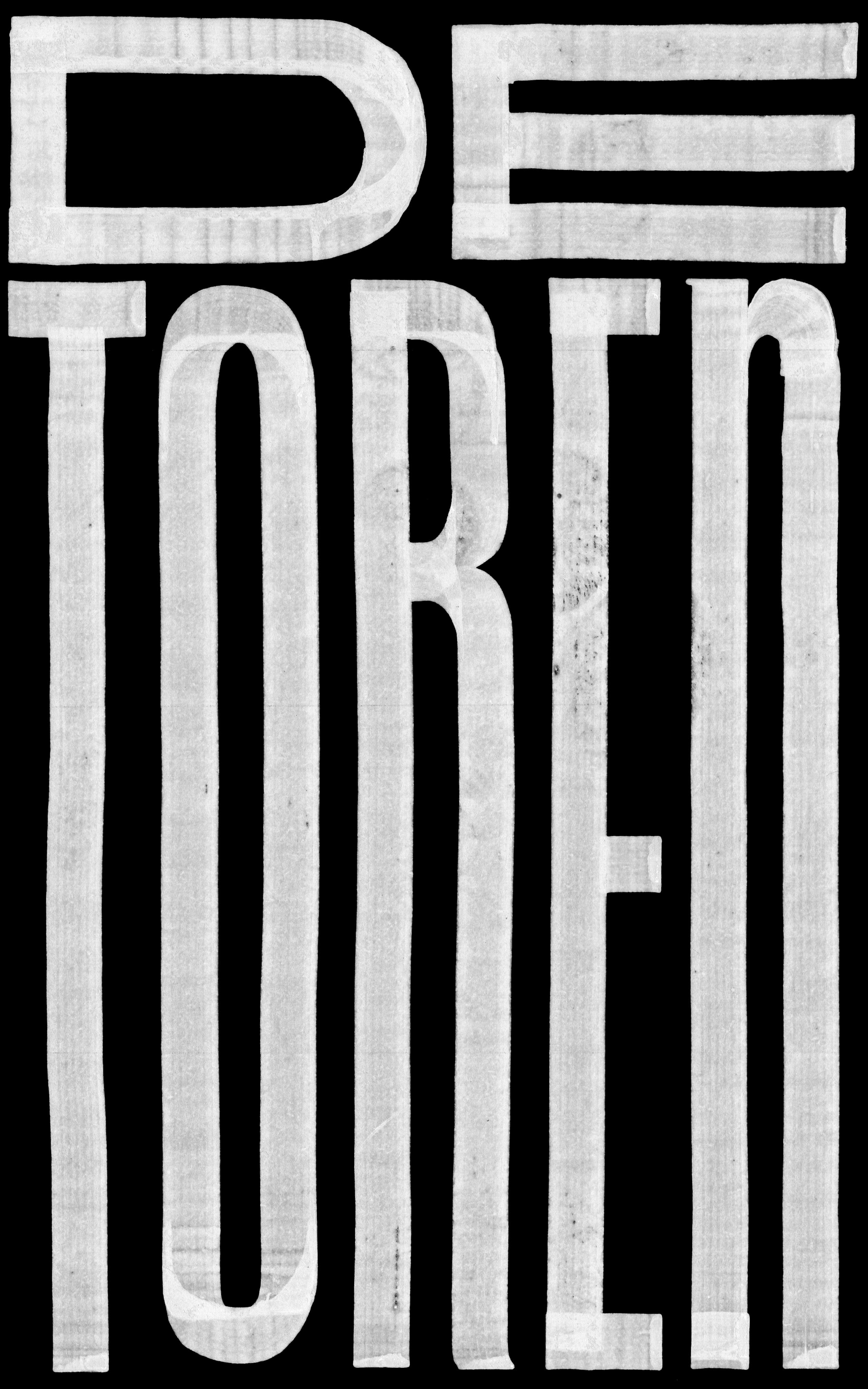 DeToren-logo-bw
